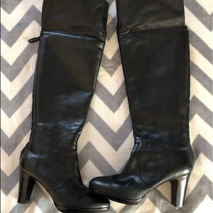 Convertible over the knee boots size 9.5